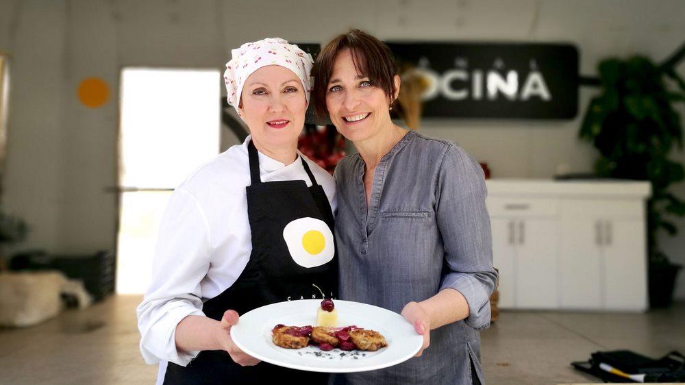 Canal cocina Garza Real