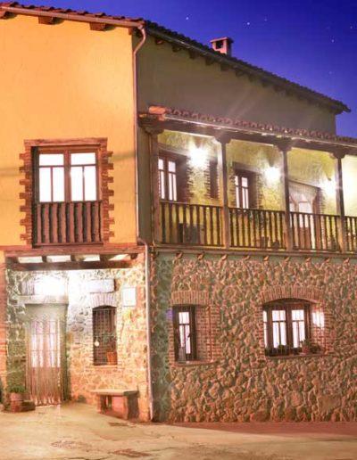 Casa Rural por fuera