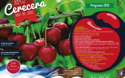 Cerecera 2019. XIV Jornadas Gastronómicas de la Cereza Picota
