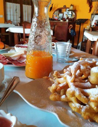 Desayuno de Garza Real