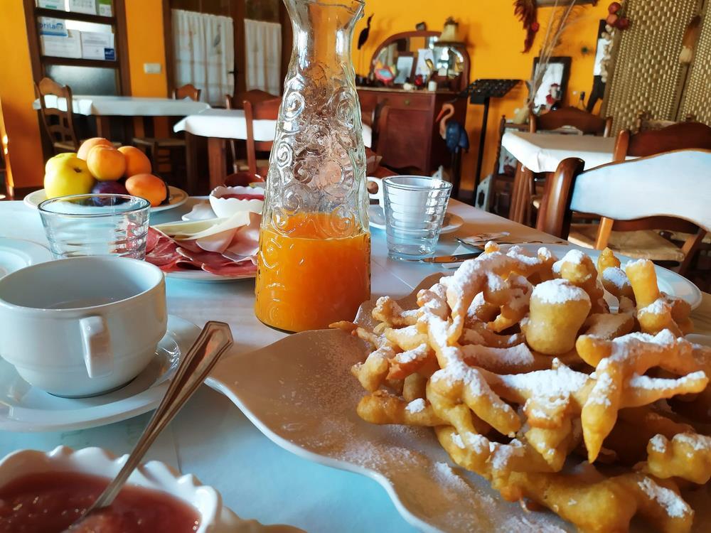 Desayuno Garza Real