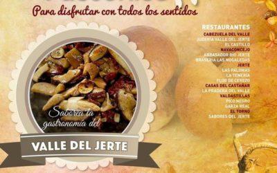 Jornadas Gastronómicas del Valle del Jerte